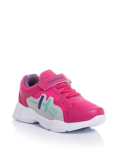 Tonny Black Fuşya Çocuk Spor Ayakkabı Tbz13 Fuşya